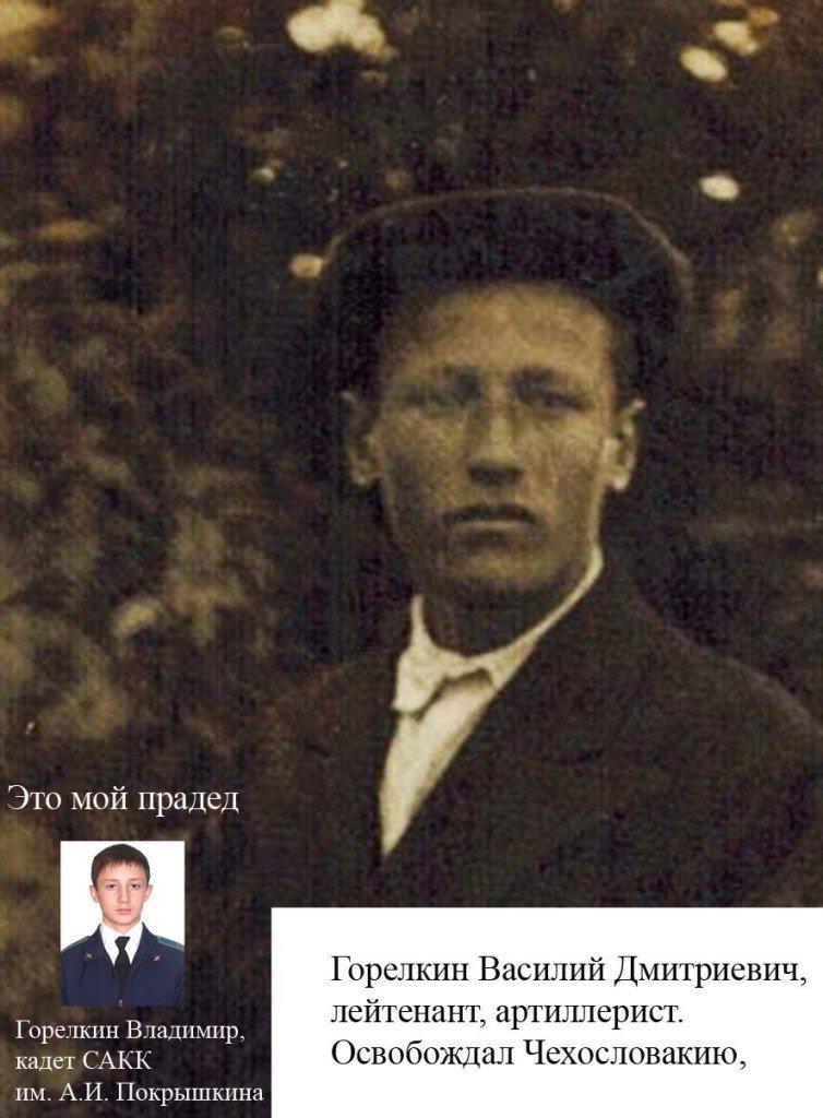 Горелкин Василий Дмитриевич