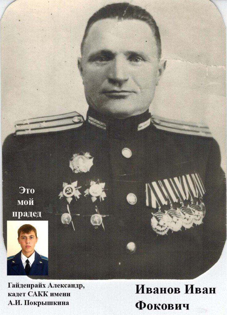 Иванов Иван Фокович