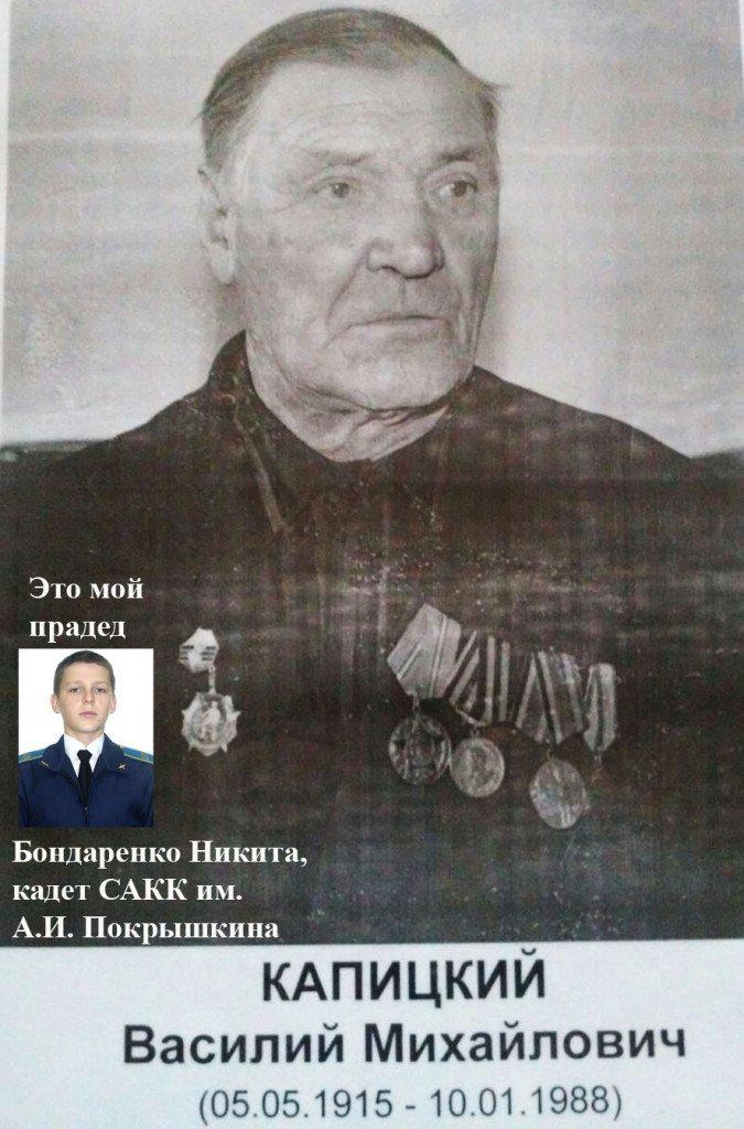 Капицкий Василий Михайлович