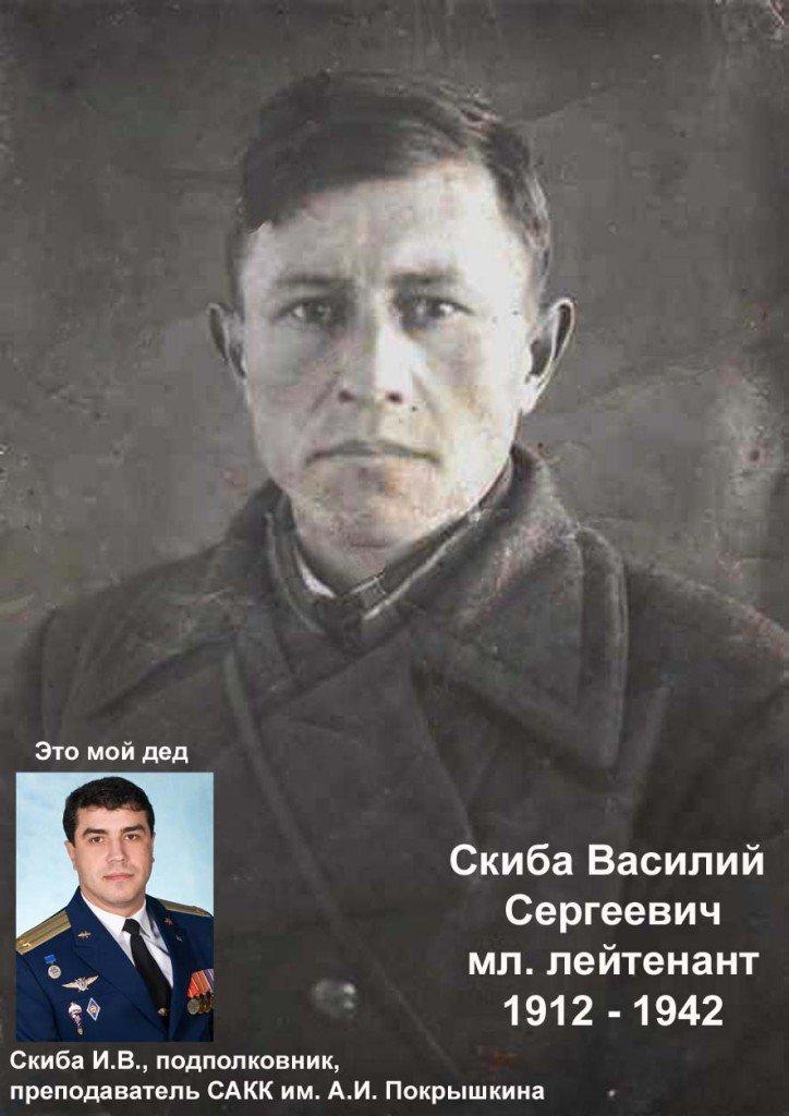 Скиба Василий Сергеевич